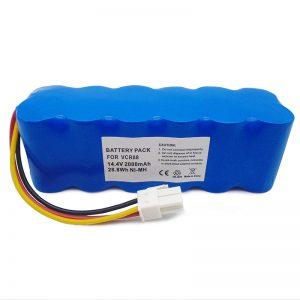 Batería de aspiradora de repuesto de 14,4 v de alta calidad para navibot SR8750 DJ96-00113C VCA-RBT20