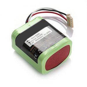 Beston Scooba Mint5200B 7.2V 3Ah Paquete de batería recargable Ni-MH de repuesto para aspiradora iRobot